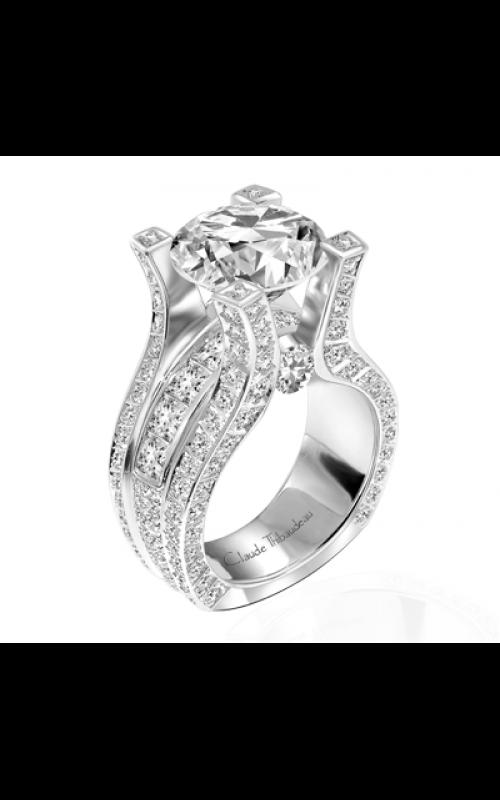 Claude Thibaudeau La Royale Engagement ring MODPLT-1776-MP product image