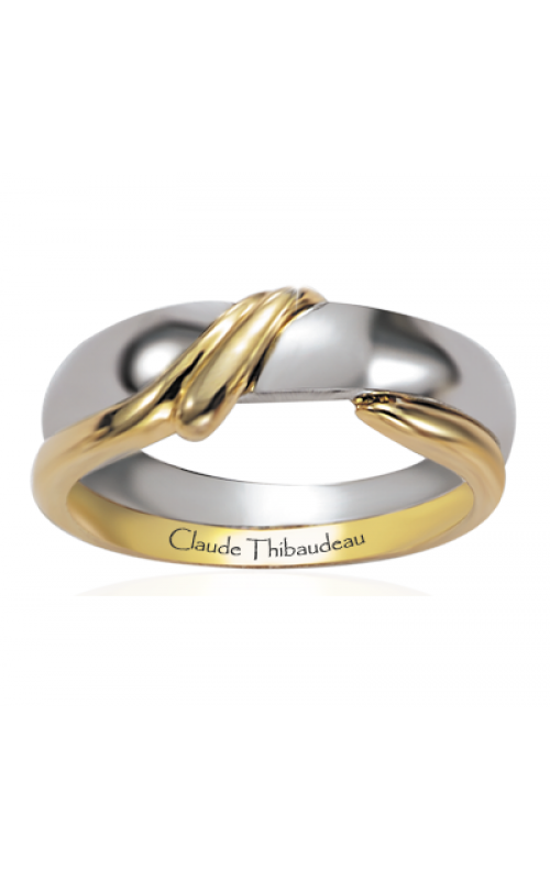 Claude Thibaudeau The Inseparables Wedding band IF-11-H product image