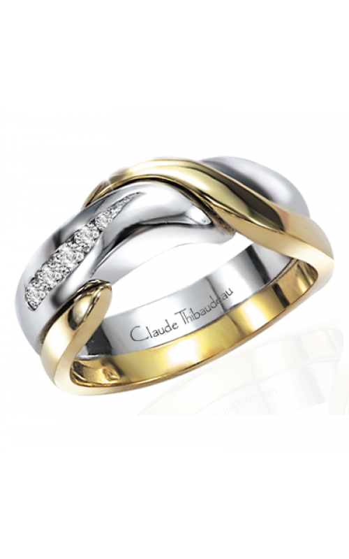 Claude Thibaudeau The Inseparables Wedding band IF-149-H product image