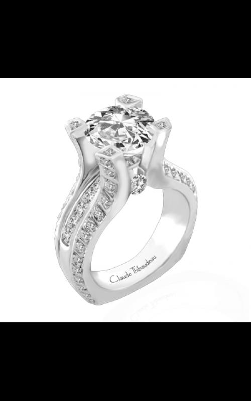 Claude Thibaudeau La Royale Engagement ring MODPLT-1801 product image