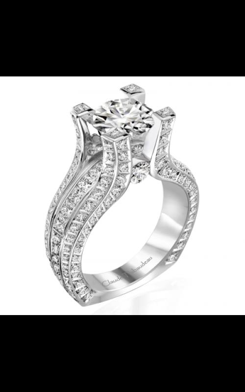 Claude Thibaudeau La Royale Engagement ring MODPLT-1833-MP product image