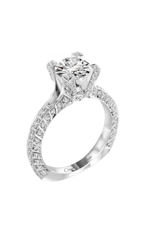 Claude Thibaudeau La Royale Engagement ring MODPLT-1918-MP product image