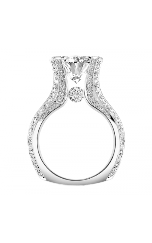 Claude Thibaudeau La Royale Engagement ring MODPLT-1920-MP product image