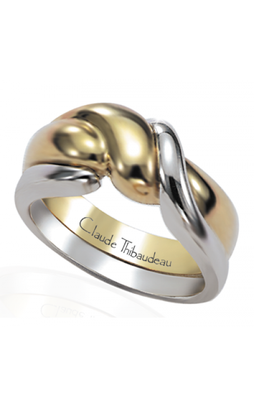 Claude Thibaudeau The Inseparables Wedding band IF-158-H product image