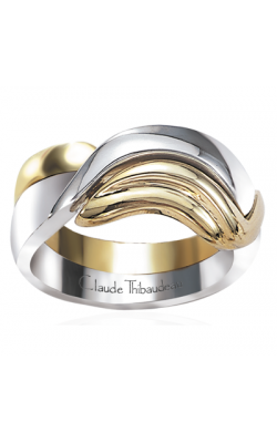 Claude Thibaudeau The Inseparables Wedding Band IF-163-H product image