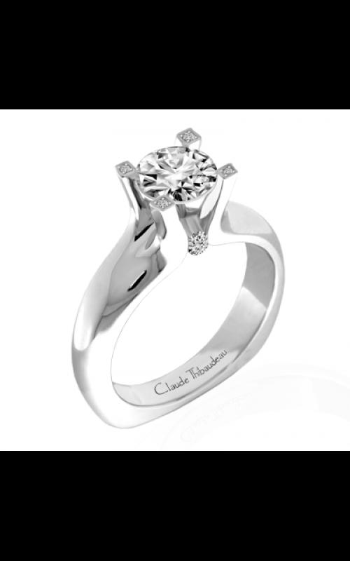 Claude Thibaudeau La Royale Engagement ring PLT-1780 product image