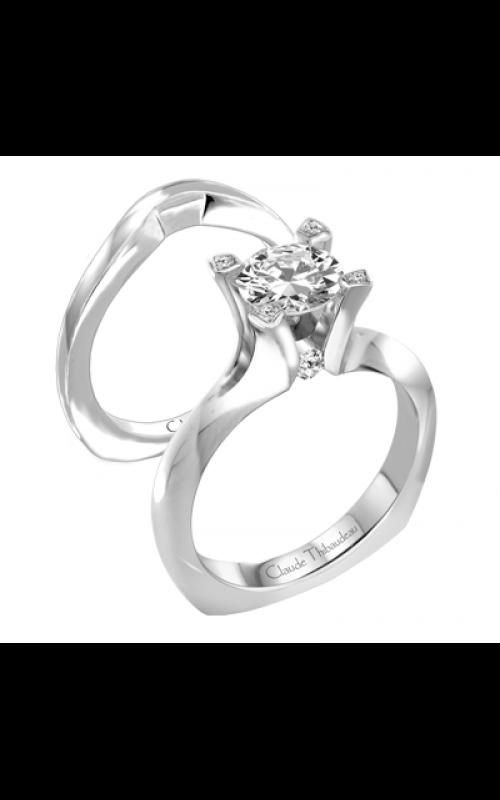 Claude Thibaudeau La Royale Engagement ring PLT-1841 product image