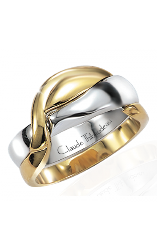 Claude Thibaudeau The Inseparables Wedding band IF-166-H product image