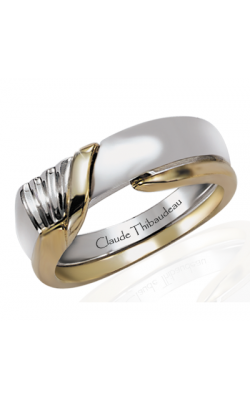Claude Thibaudeau The Inseparables Wedding Band IF-16-H product image