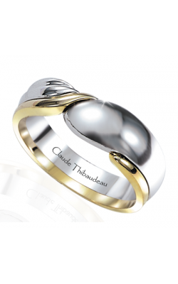 Claude Thibaudeau The Inseparables Wedding Band IF-18-H product image