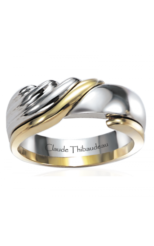 Claude Thibaudeau The Inseparables Wedding band IF-25-H product image