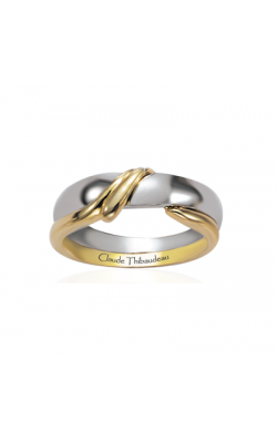 Claude Thibaudeau The Inseparables Wedding Band IF-11-F product image