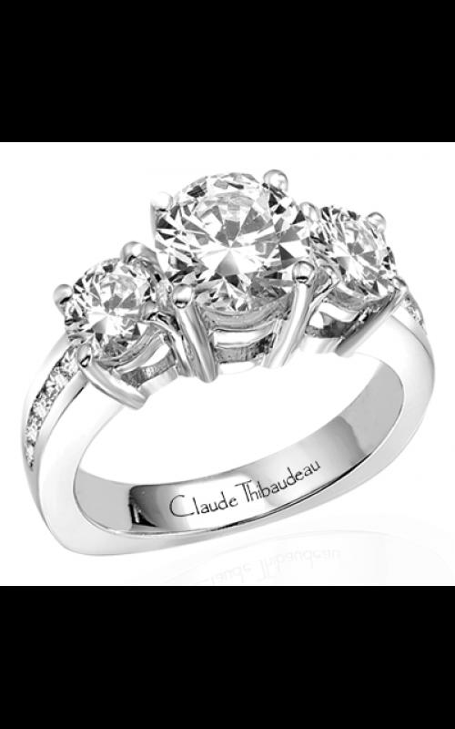 Claude Thibaudeau La Trinite Engagement ring PLT-1266 product image