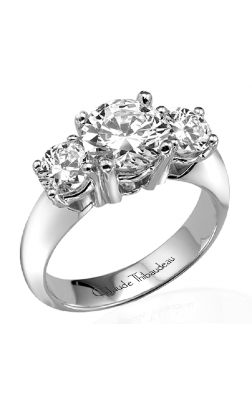 Claude Thibaudeau La Trinite Engagement ring PLT-1293 product image