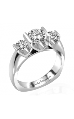 Claude Thibaudeau La Trinite Engagement Ring PLT-1305 product image
