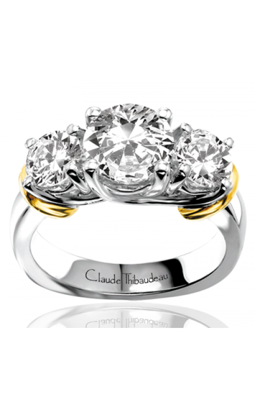 Claude Thibaudeau La Trinite Engagement ring PLT-1518 product image
