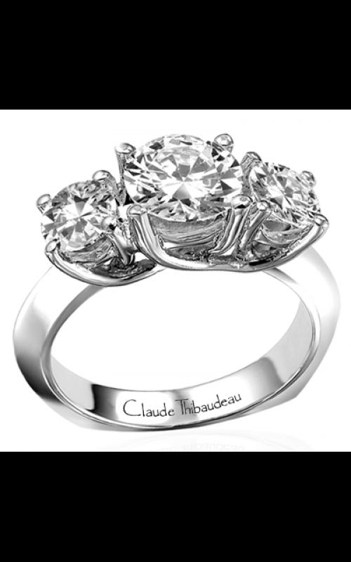 Claude Thibaudeau La Trinite Engagement ring PLT-1565 product image