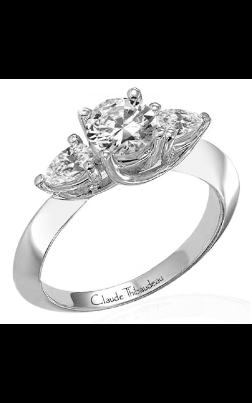 Claude Thibaudeau La Trinite Engagement ring PLT-1589 product image