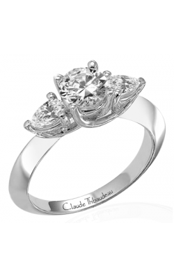 Claude Thibaudeau La Trinite Engagement Ring PLT-1589 product image