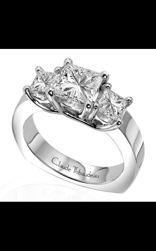 Claude Thibaudeau La Trinite Engagement ring PLT-1598 product image