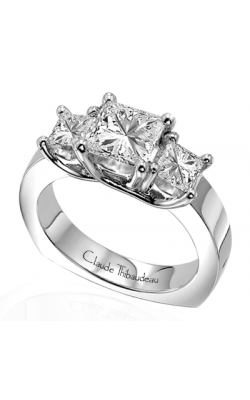 Claude Thibaudeau La Trinite Engagement Ring PLT-1598 product image