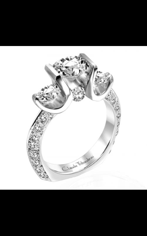 Claude Thibaudeau La Trinite Engagement ring PLT-1707 product image