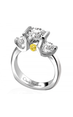 Claude Thibaudeau La Trinite Engagement Ring PLT-1727 product image