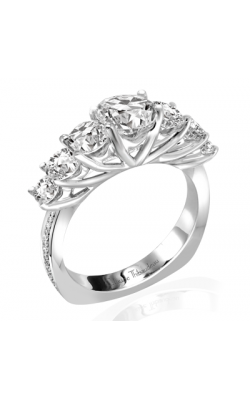Claude Thibaudeau La Trinite Engagement Ring PLT-1760 product image