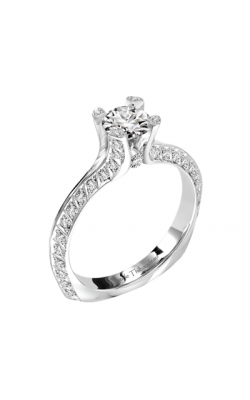 Claude Thibaudeau Petite Designs Engagement Ring MODPLT-1895 product image