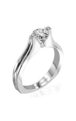 Claude Thibaudeau Petite Designs Engagement ring PLT-10063 product image