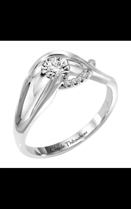 Claude Thibaudeau Petite Designs Engagement ring PLT-1886-MP product image