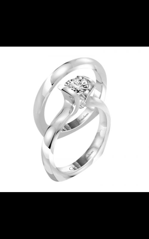 Claude Thibaudeau Petite Designs Engagement ring PLT-1888 product image