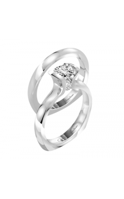 Claude Thibaudeau Petite Designs Engagement Ring PLT-1888 product image