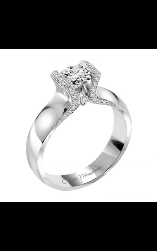 Claude Thibaudeau Petite Designs Engagement ring PLT-1897-MP product image