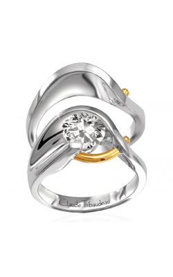 Claude Thibaudeau Pure Perfection Engagement Ring PLT-1245 product image