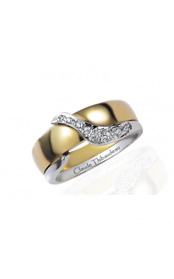 Claude Thibaudeau The Inseparables Wedding Band IF-142-F product image
