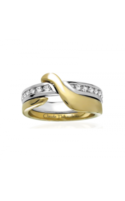 Claude Thibaudeau The Inseparables Wedding Band IF-161-F product image