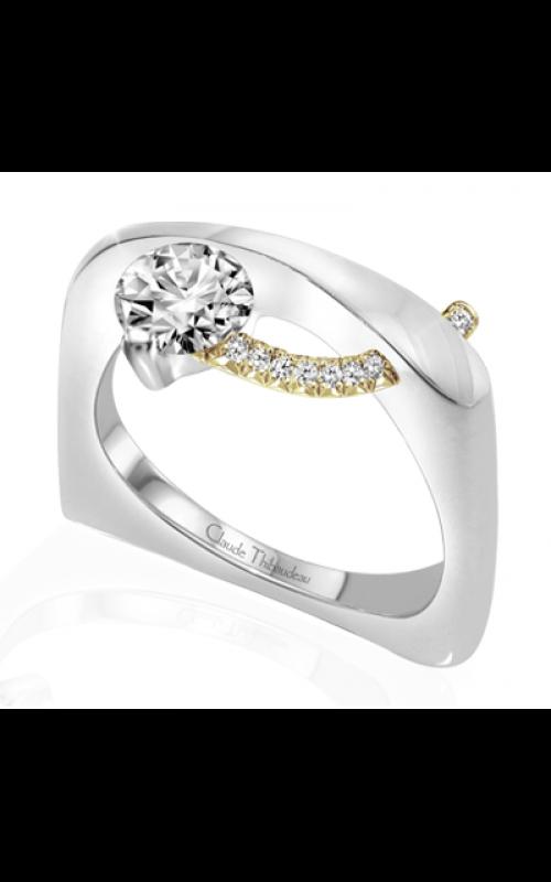 Claude Thibaudeau Pure Perfection Engagement ring PLT-1862-MP product image
