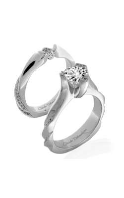 Claude Thibaudeau Simplicite Engagement Ring PLT-10033-MP product image