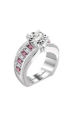 Claude Thibaudeau Simplicite Engagement Ring PLT-10201-MPR product image