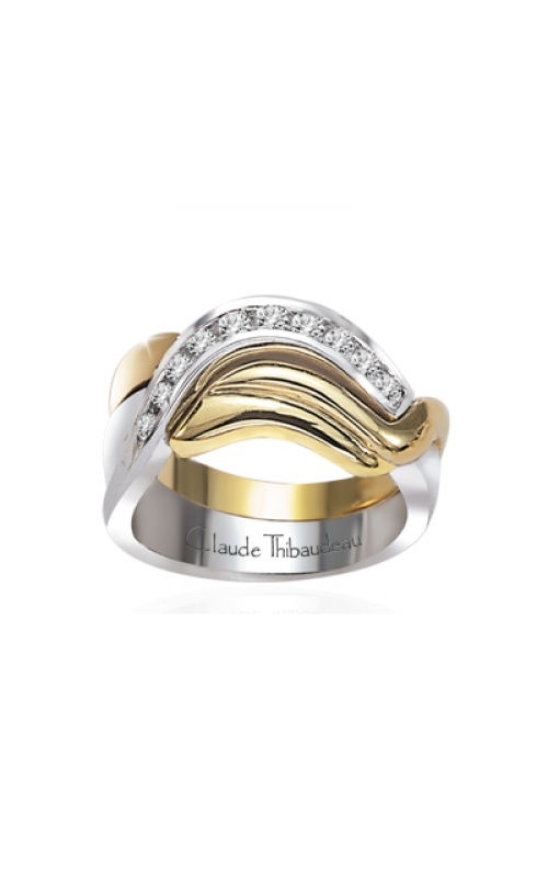 Claude Thibaudeau The Inseparables Wedding band IF-163-F product image