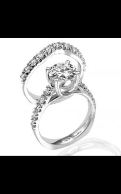 Claude Thibaudeau Simplicite Engagement Ring PLT-1530 product image