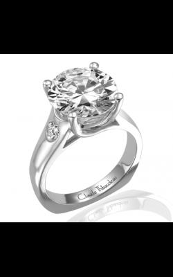 Claude Thibaudeau Simplicite Engagement Ring PLT-1531 product image