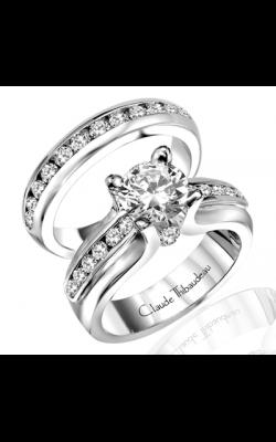 Claude Thibaudeau Simplicite Engagement Ring PLT-1543 product image