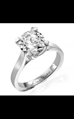 Claude Thibaudeau Simplicite Engagement Ring PLT-1575 product image