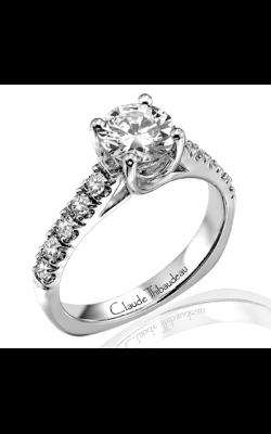 Claude Thibaudeau Simplicite Engagement Ring PLT-1582 product image
