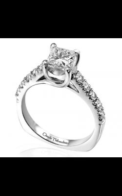 Claude Thibaudeau Simplicite Engagement Ring PLT-1604 product image