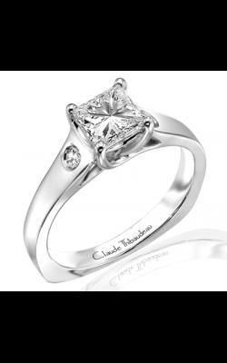 Claude Thibaudeau Simplicite Engagement Ring PLT-1606 product image