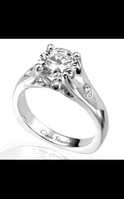 Claude Thibaudeau Simplicite Engagement Ring PLT-1608 product image