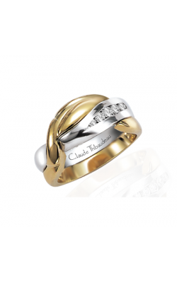 Claude Thibaudeau The Inseparables Wedding Band IF-166-F product image
